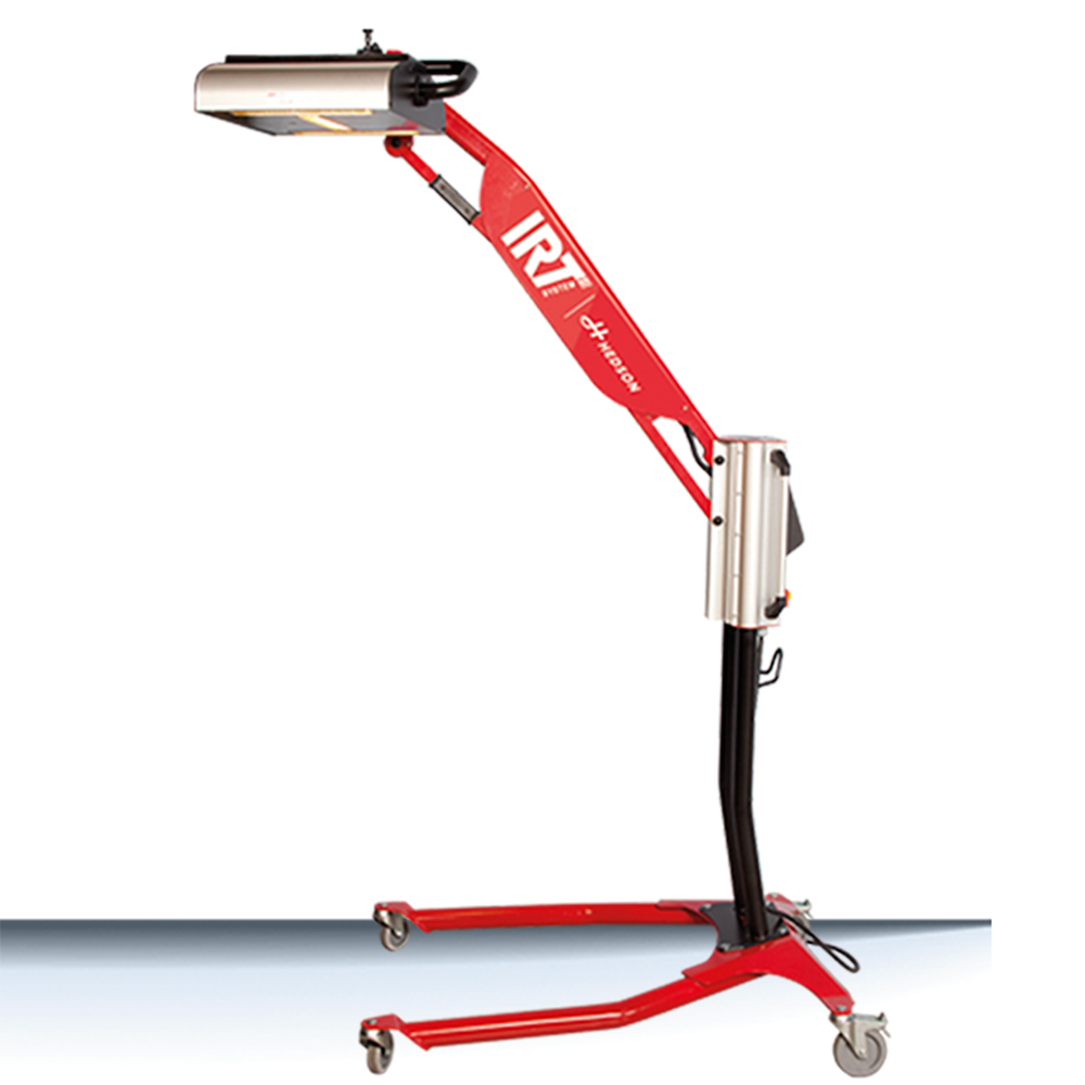 IRT by Hedson 3-1 PcD infrared IR curing