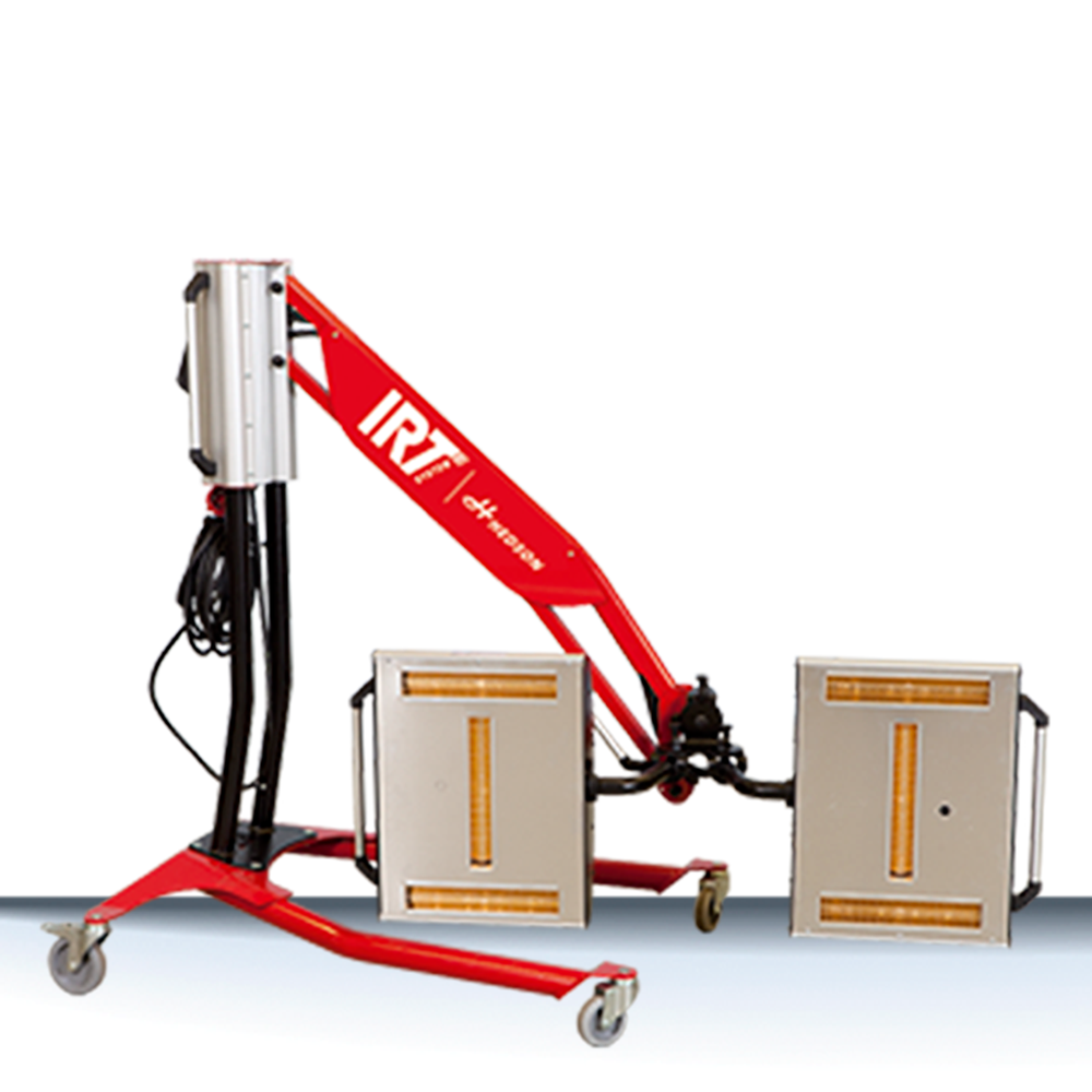 IRT by Hedson 3-2 PcD infrared IR curing