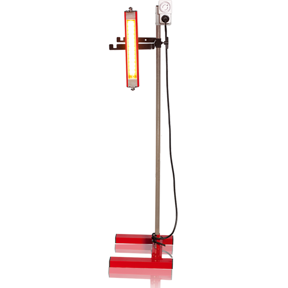curing IRT by Hedson PrepCure1 Infrared light IR