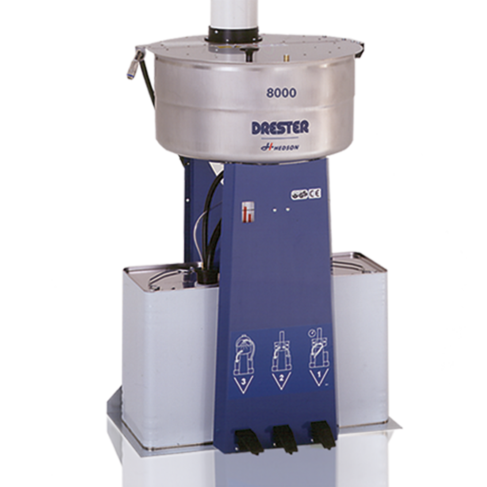 drester by hedson classic 8000 gun cleaner