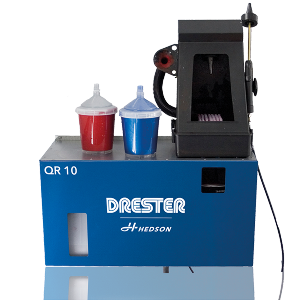 Drester by hedson quickrinse qr-10 gun cleaner