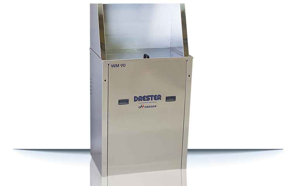 drester by hedson wastemanagement WM90