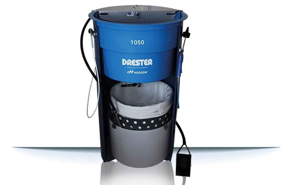 drester by hedson classic 1050 gun cleaner