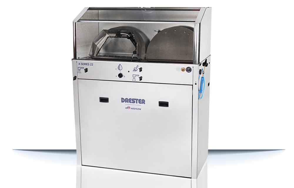 drester gun cleaner DIX22 x-series double
