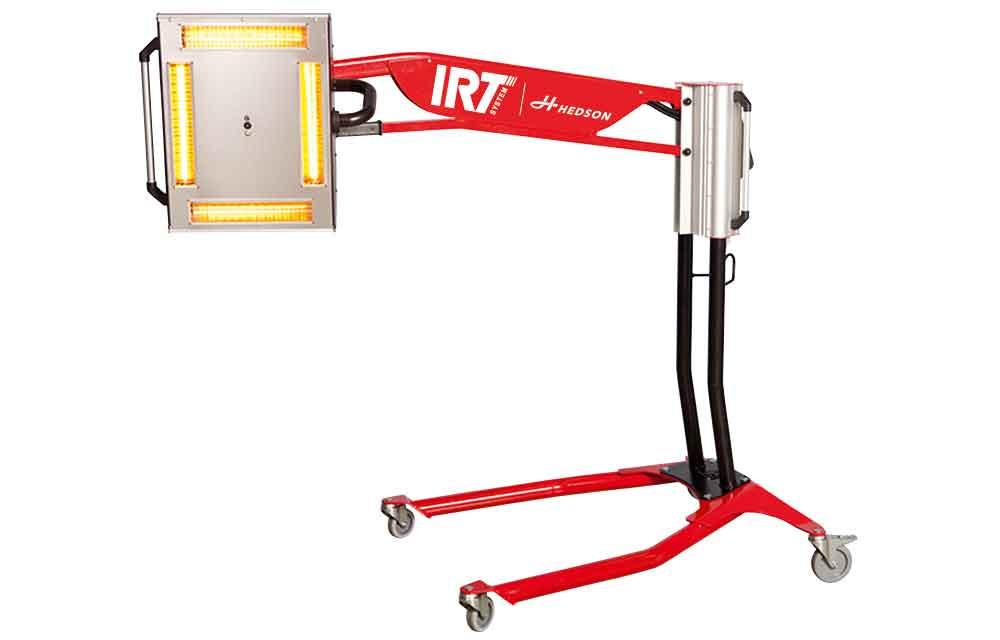 curing_IR IRT