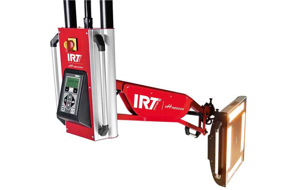curing IRT