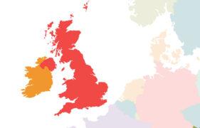 Royaume-Uni, Irlande
