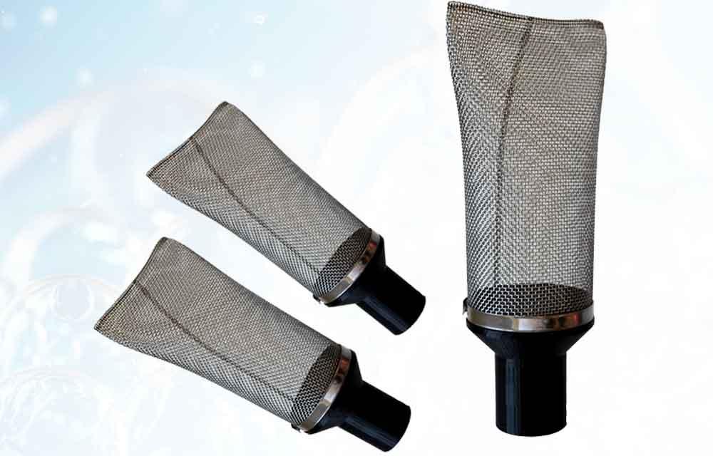 Granule filter