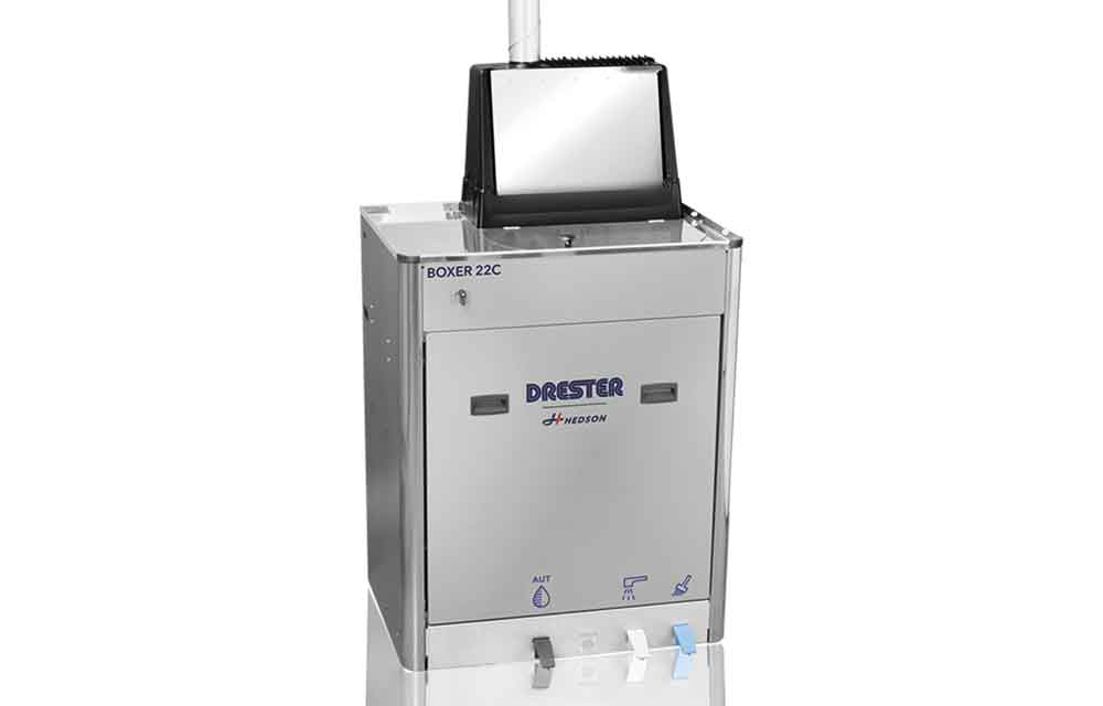 drester by hedson gun cleaners boxer double combo di22c