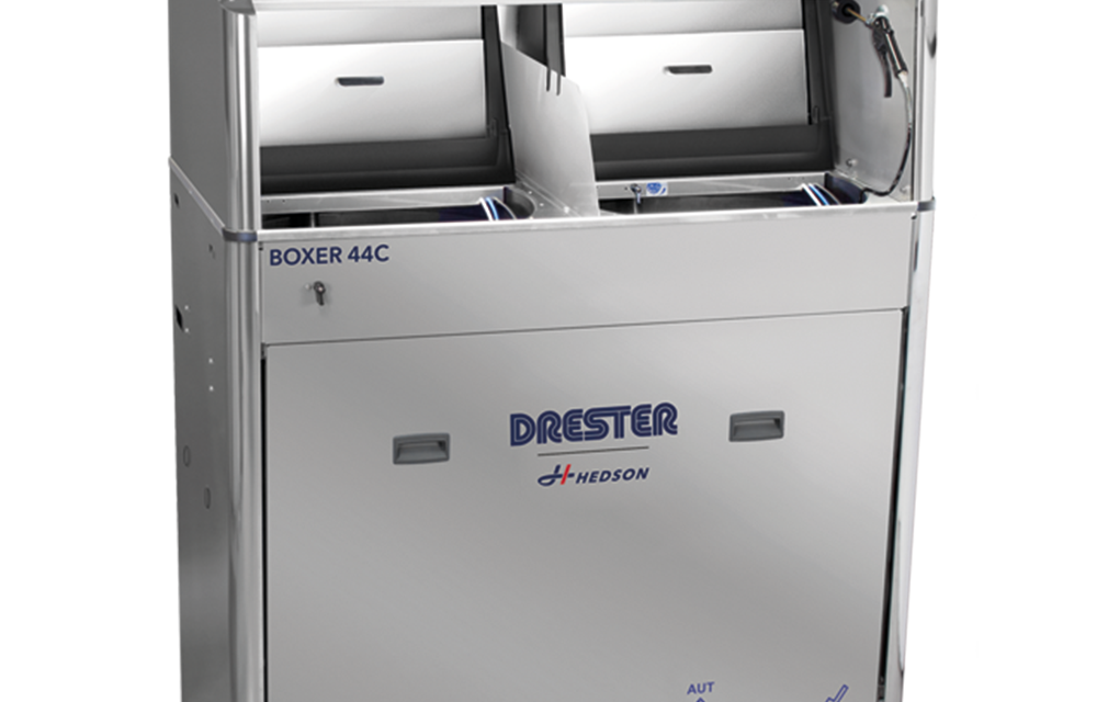 drester by hedson gun cleaners boxer quattro combo di44c