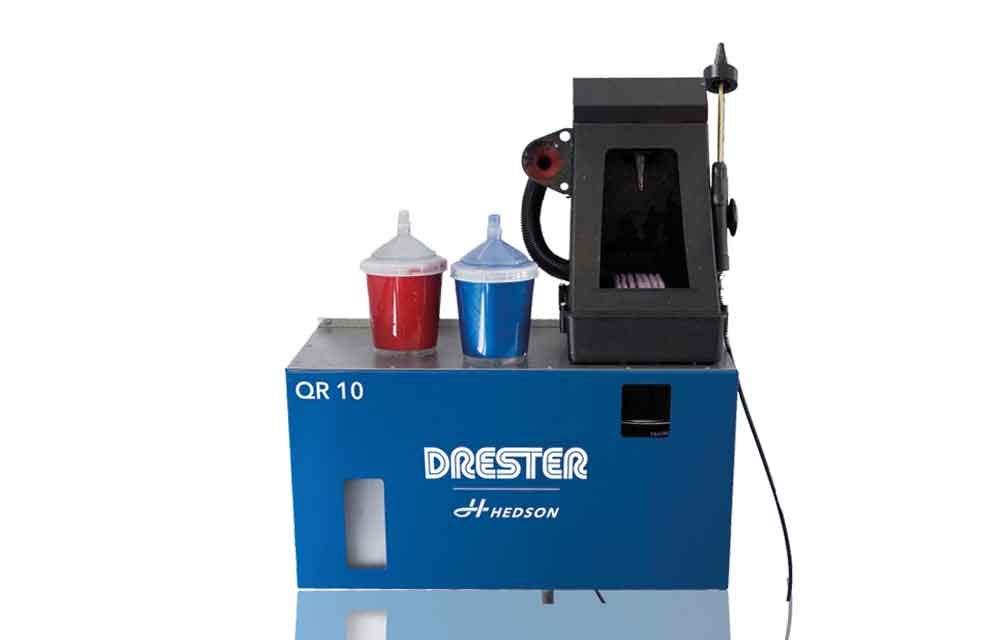 drester by hedson gun cleaner QR-10 quickrinse