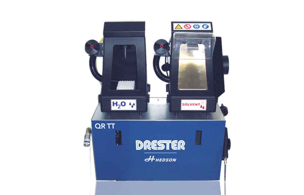 drester by hedson gun cleaners quickrinse QR-TT