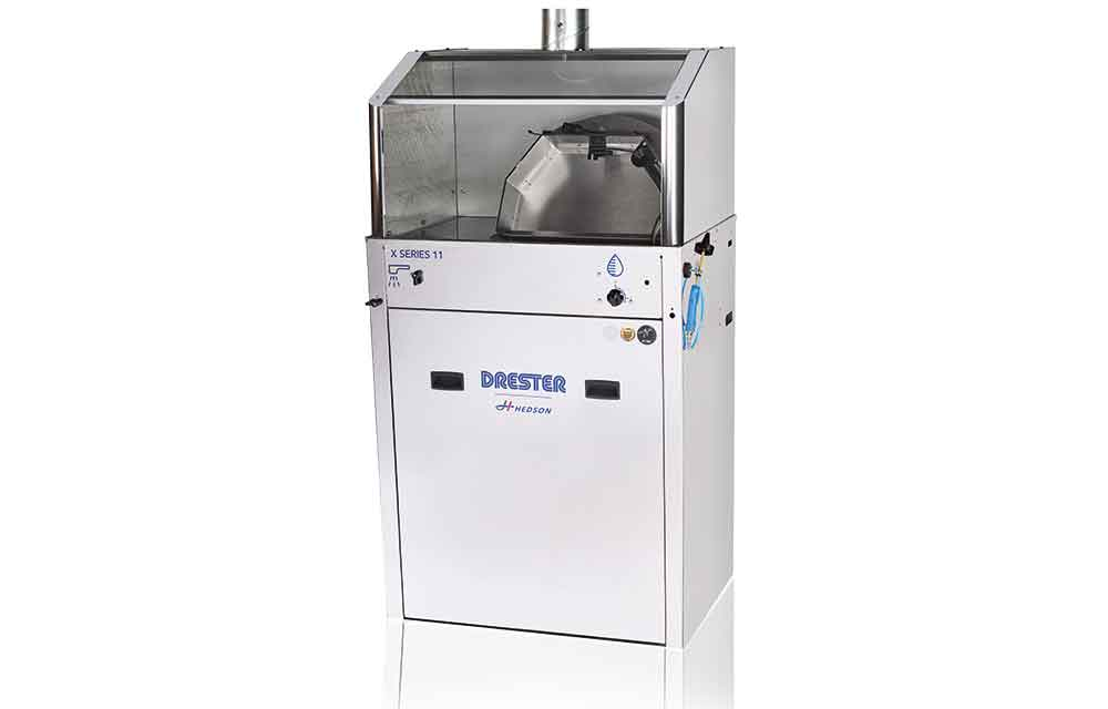 drester by hedson gun cleaner x-series 11 automatic