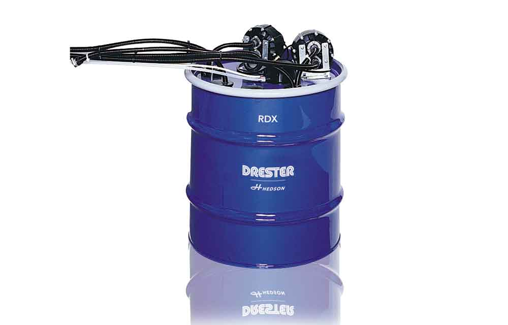 drester by hedson gun cleaners dynamic triple 120