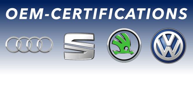 Hedson OEM-certified