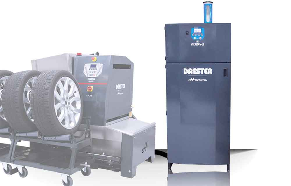 Drester GP filter eQ water purification