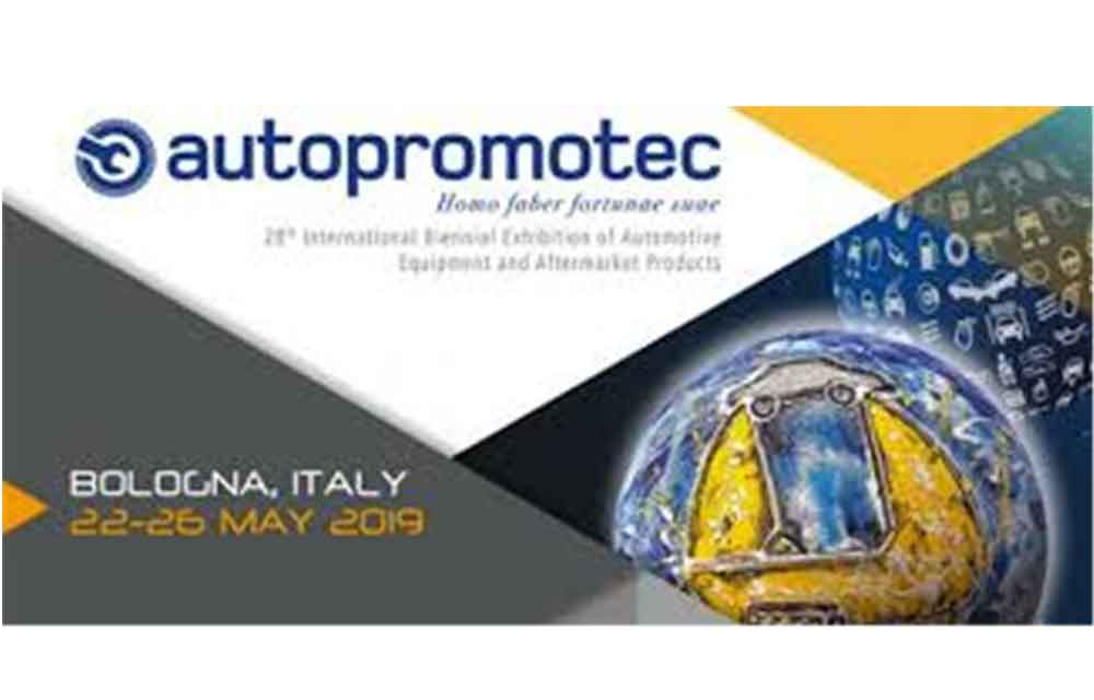 Hedson at autopromotec 2019